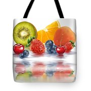 Fresh Fruits Tote Bag