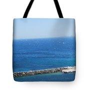 Fresh Mistral Wind Tote Bag