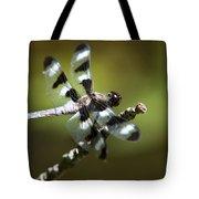 Fresh Morning Dragonfly Tote Bag