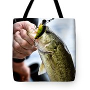 Fresh On The Hook Tote Bag