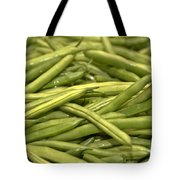 Fresh Picked Beans Tote Bag