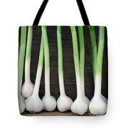 Fresh Picked Garlic Tote Bag