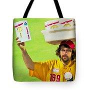 Fresh Popcorn Tote Bag