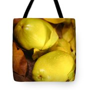 Fresh Quince Tote Bag