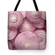 Fresh Red Onion Tote Bag
