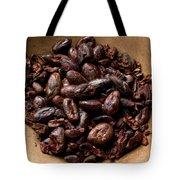 Fresh Roasted Cocoa Beans - Nibs Tote Bag