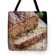 Fresh Zucchini Bread Tote Bag