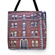 Freshman Dormitory-harvard University V2 Tote Bag