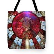 Fresnel Guiding Light Tote Bag