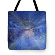 Fresnel Ice Drop Tote Bag