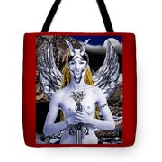 Freya Viking Warrior Tote Bag
