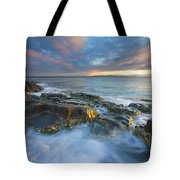 Freycinet Cloud Explosion Tote Bag