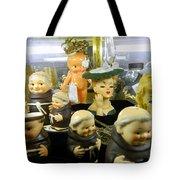 Friars And Ladies Tote Bag