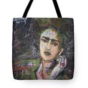 Frida Y Cigarrillos Tote Bag