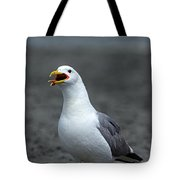 Friday Night At The Gull Bar And Grill Tote Bag
