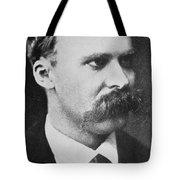 Friedrich Wilhelm Nietzsche Tote Bag