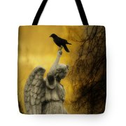 Friend Of An Angel Tote Bag