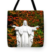 Friend Of Silence Tote Bag