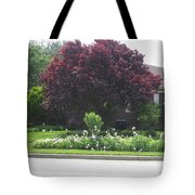 Friendly Green Gardens Of Cherryhill Nj America       Tote Bag