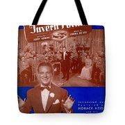 Friendly Tavern Polka Tote Bag