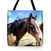 Working Horse Tote Bag
