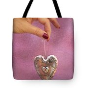 Friends Are Close At Heart Tote Bag