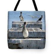 Pelican Friends Tote Bag