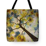 Friends In The City Tote Bag