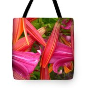 Friends In The Garden Tote Bag