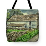 Friends Meeting House England Tote Bag