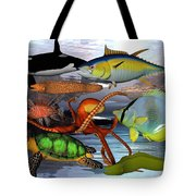 Friends Of The Sea Tote Bag