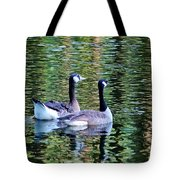 Friends Side By Side Tote Bag