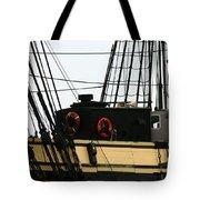 Friendship Of Salem Rigging Tote Bag