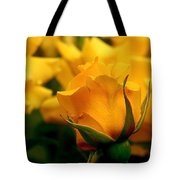 Friendship Roses Tote Bag