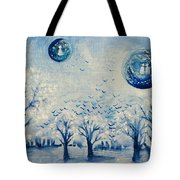 Friendships Gaze Tote Bag