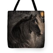 Friesian Glow Tote Bag