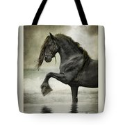 Friesian Surf  Tote Bag