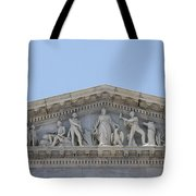 Frieze - Capitol - Washington Dc Tote Bag