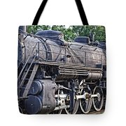 Frisco Train Locomotive Three Tote Bag