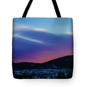 Frisco Twilight Tote Bag