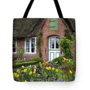 Frisian House Tote Bag
