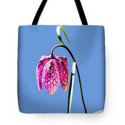 Fritillaria Meleagris - Leif Sohlman Tote Bag