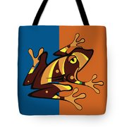 Frog 01 Tote Bag
