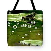 Frog Pond Space Galaxy Tote Bag