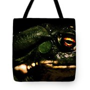 Frog's Eye Of Sauron Tote Bag