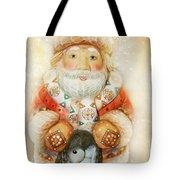 frohe Weihnachten Tote Bag