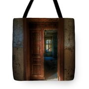 From A Door To A Window Tote Bag