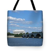 From Across The River Tote Bag