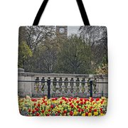 From Buckingham To Big Ben Tote Bag