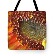 From Bud To Bloom - Sunflower Tote Bag
